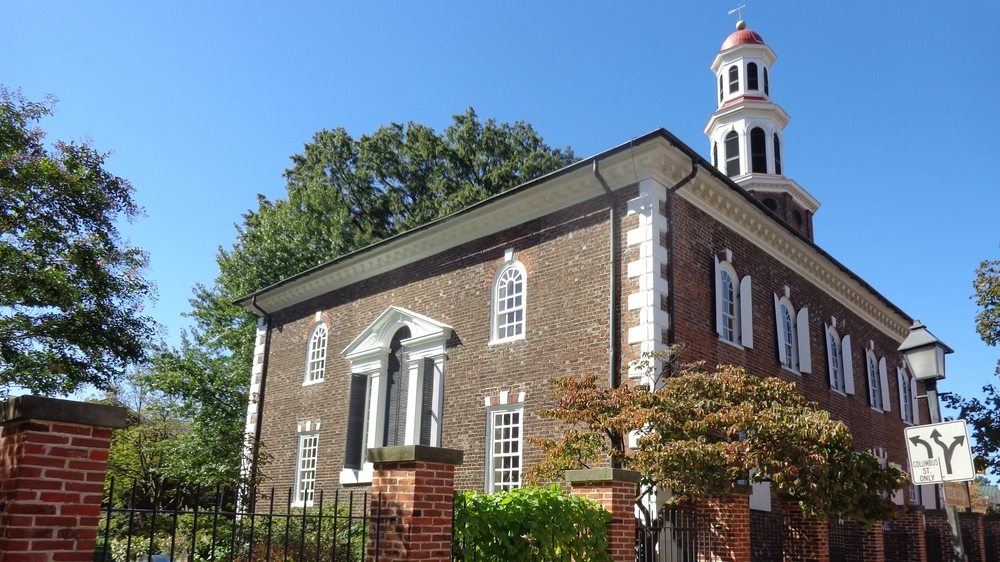Historic Christ Church HVAC Upgrade