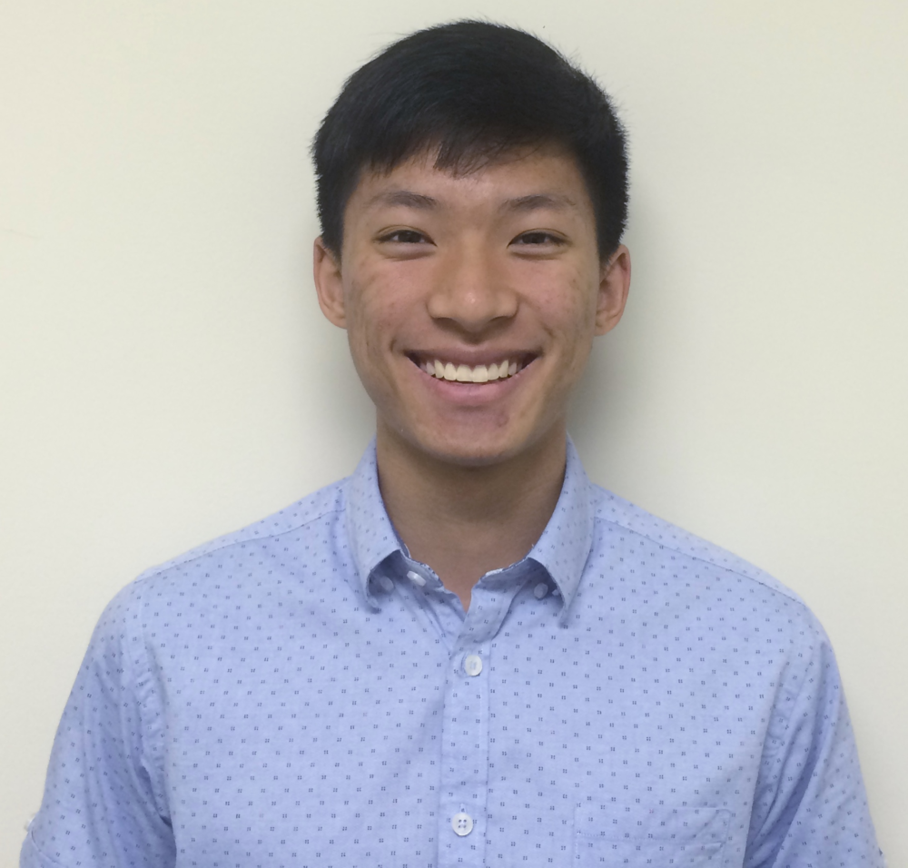 Christopher Liu - Leesburg, VA Intern