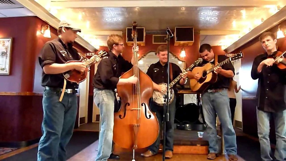Mountain Cove Bluegrass Band