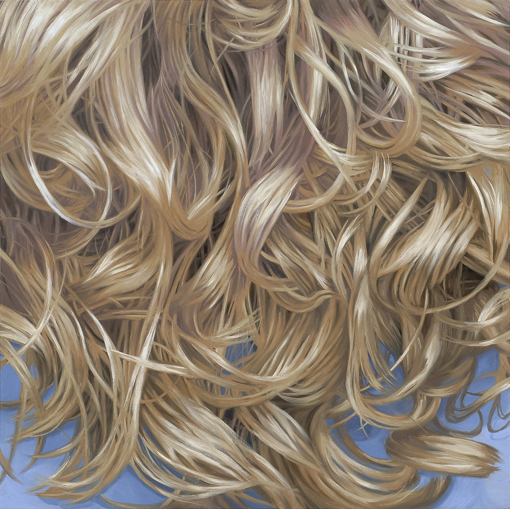 Blond, Curls II