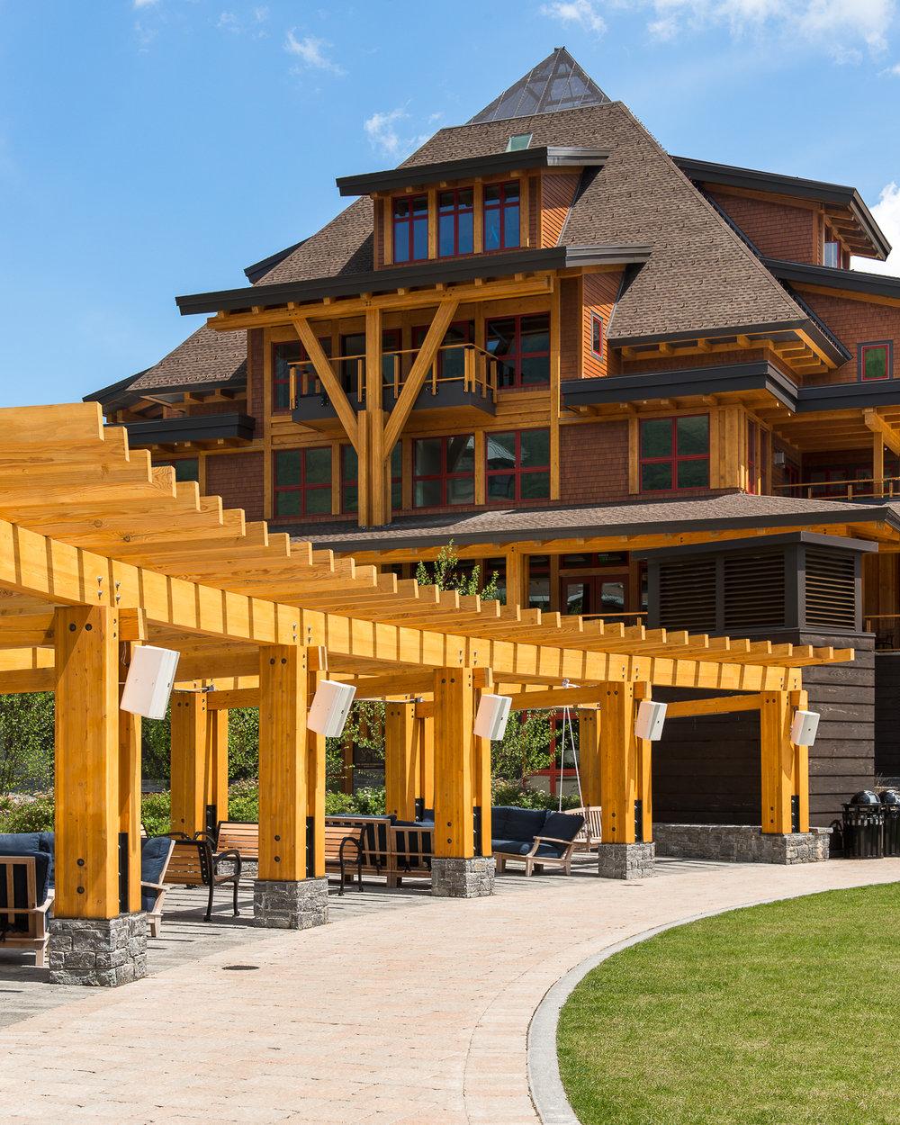 Stowe: Spruce Peak Adventure Center