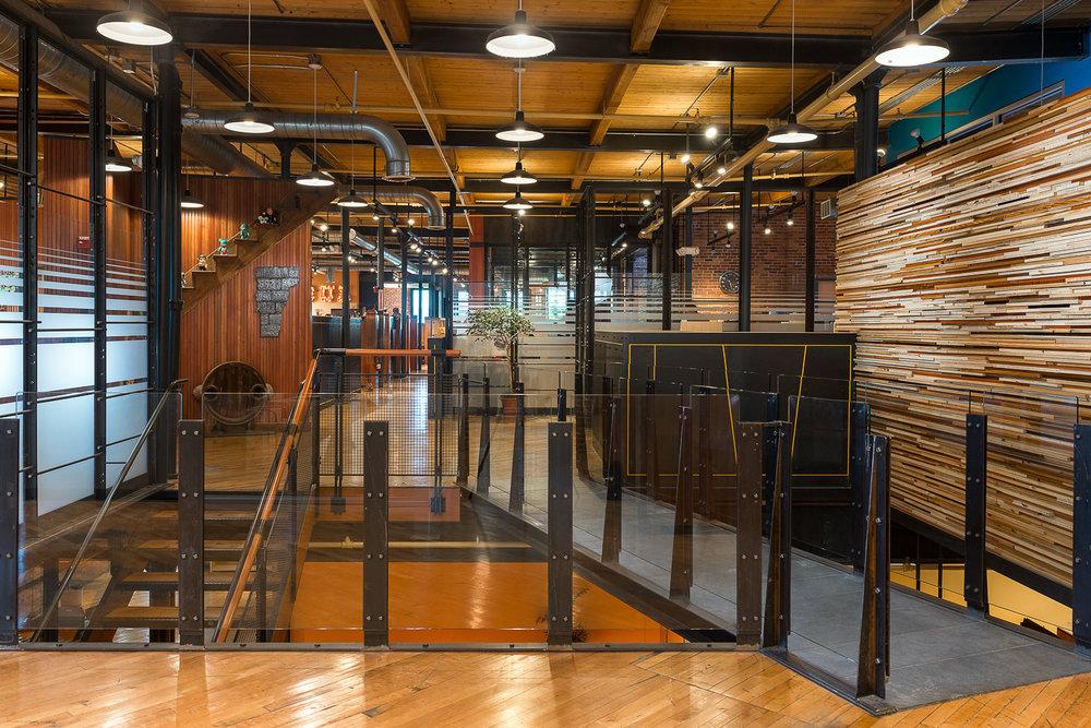 Burlington, VT. Select Design Office Interior