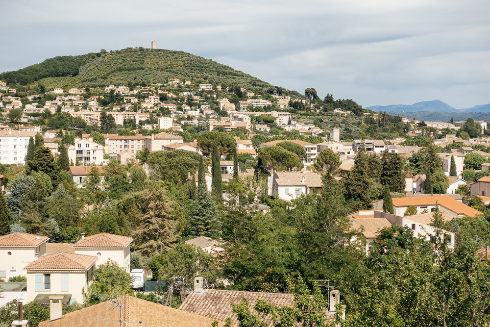 Town of Manosque.