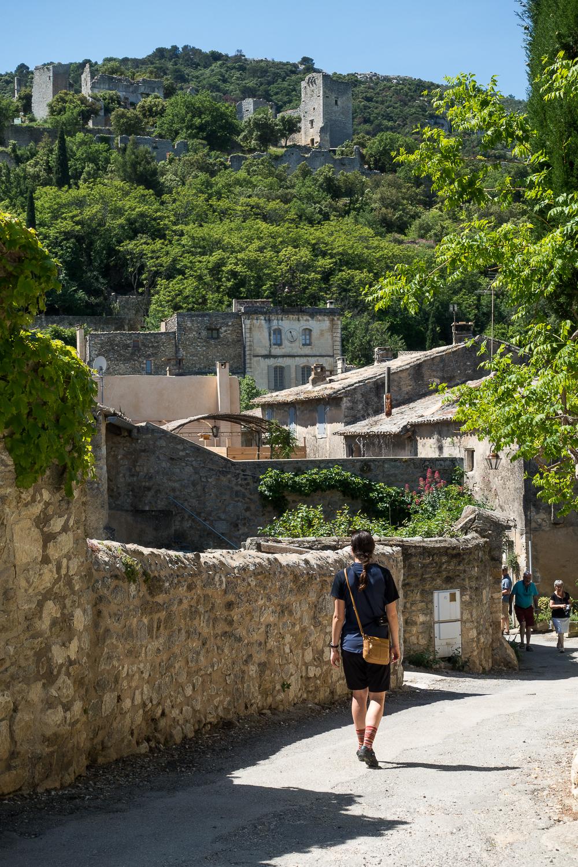 Commune De Oppede, France.