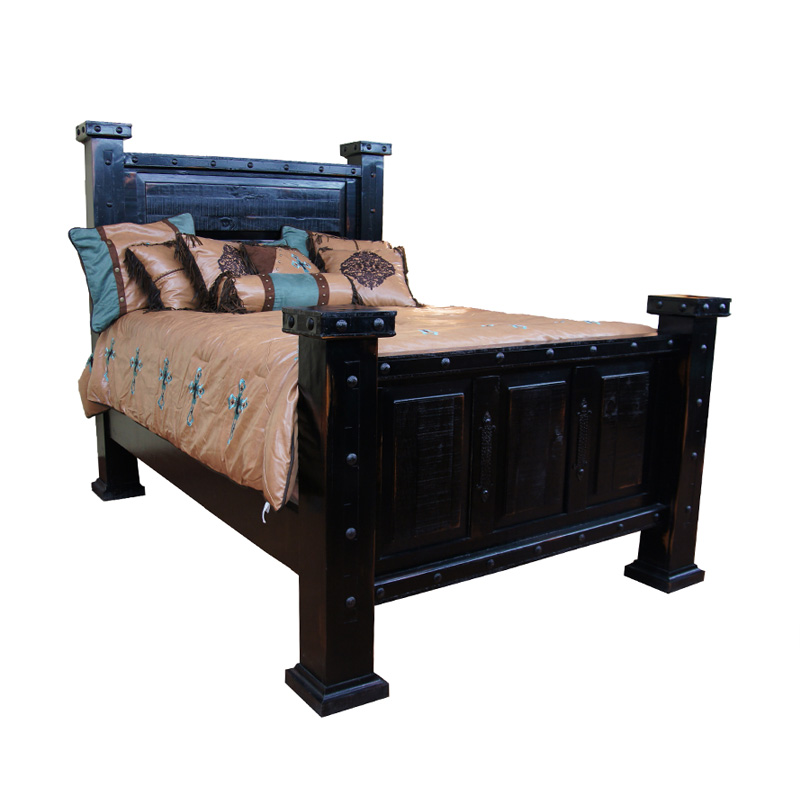 Gh Bed Bed The Rustic Mile