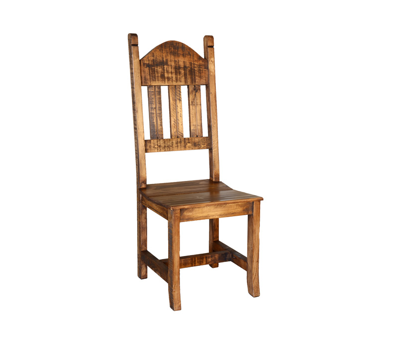 RUSTIC CHAIR                           $109