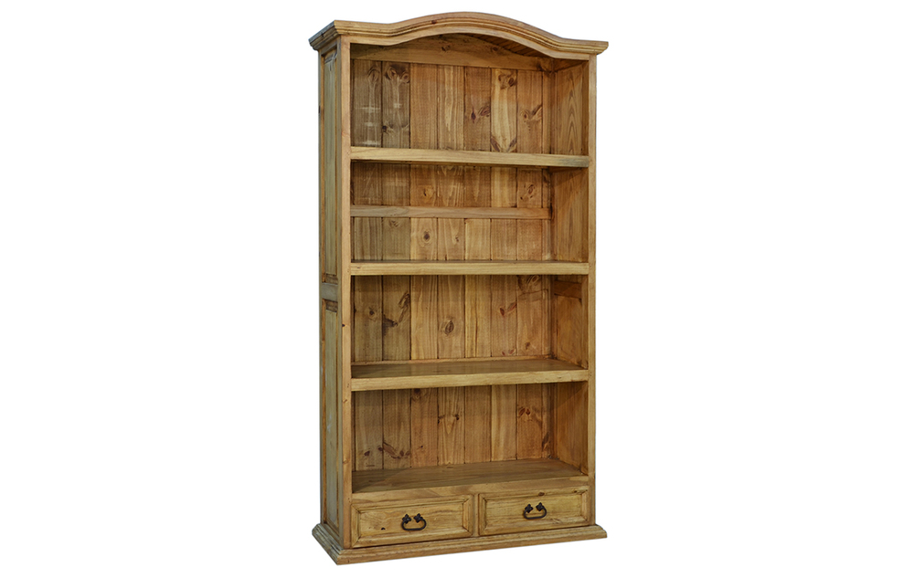 2 DRAWER BOOKCASE                  $339