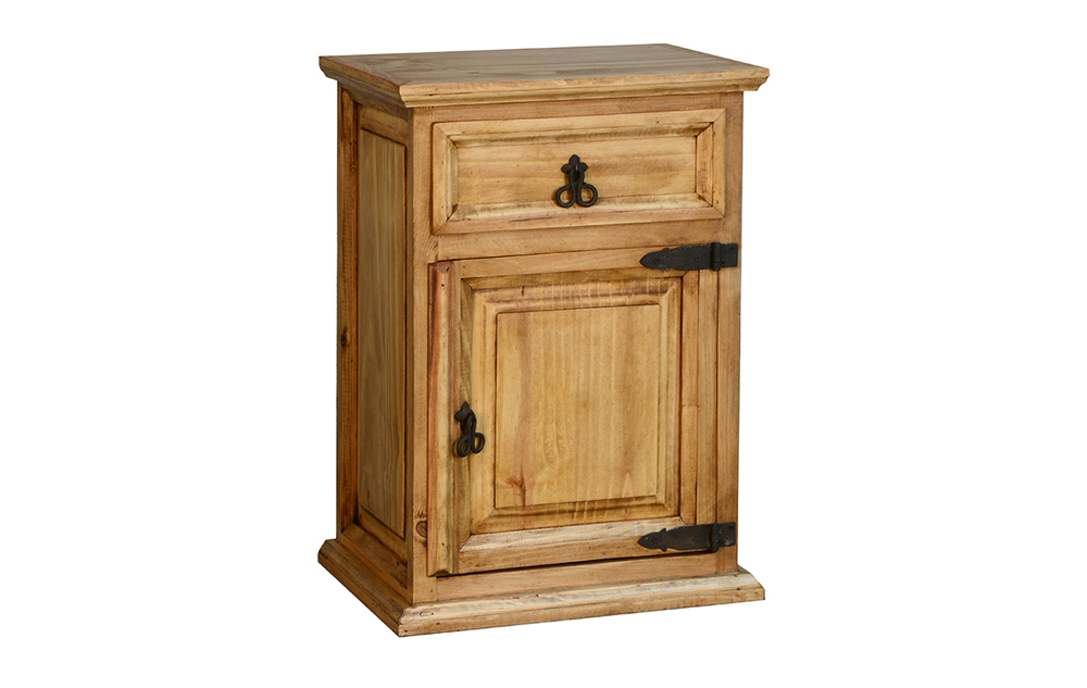 1 DRWR / 1 DR NIGHTSTAND$89