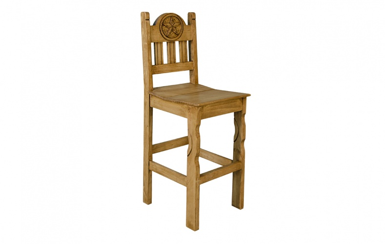 "TEXAs 30"" STAR barstool $135"