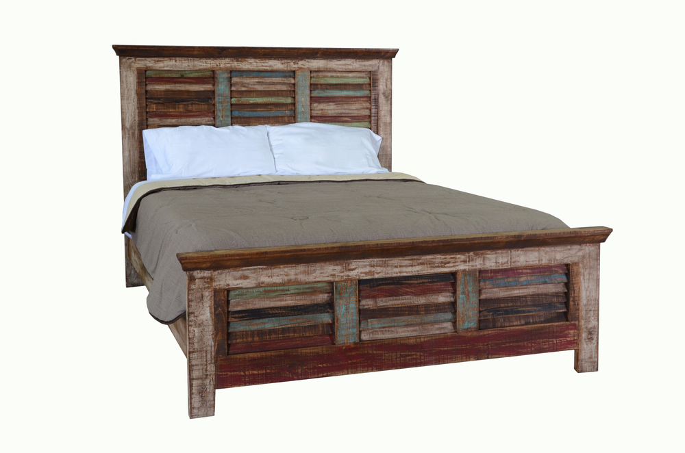 Rustic Bedroom Furniture bedroom sets — the rustic mile