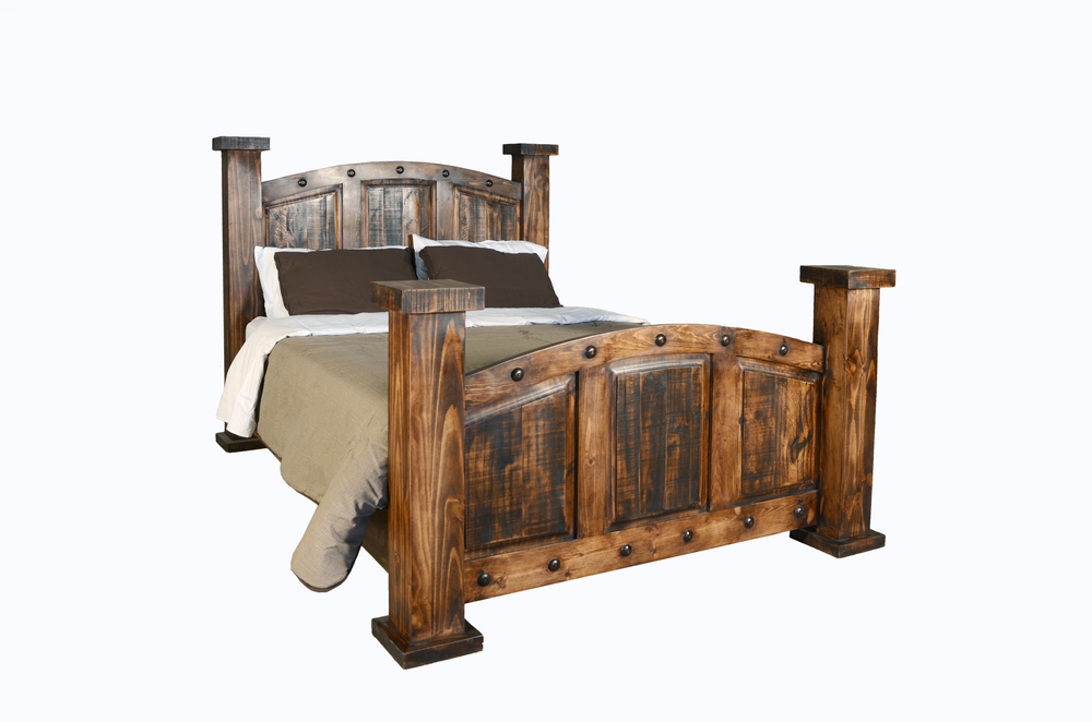 rustic mansion bedroom set the rustic mile
