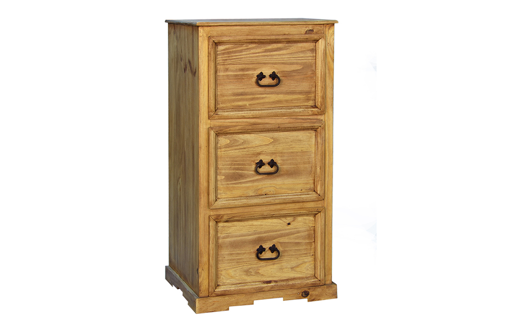 THREE DRAWER FILING CABINET $229