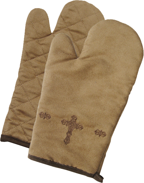 CROSS OVEN MITTS $6.99