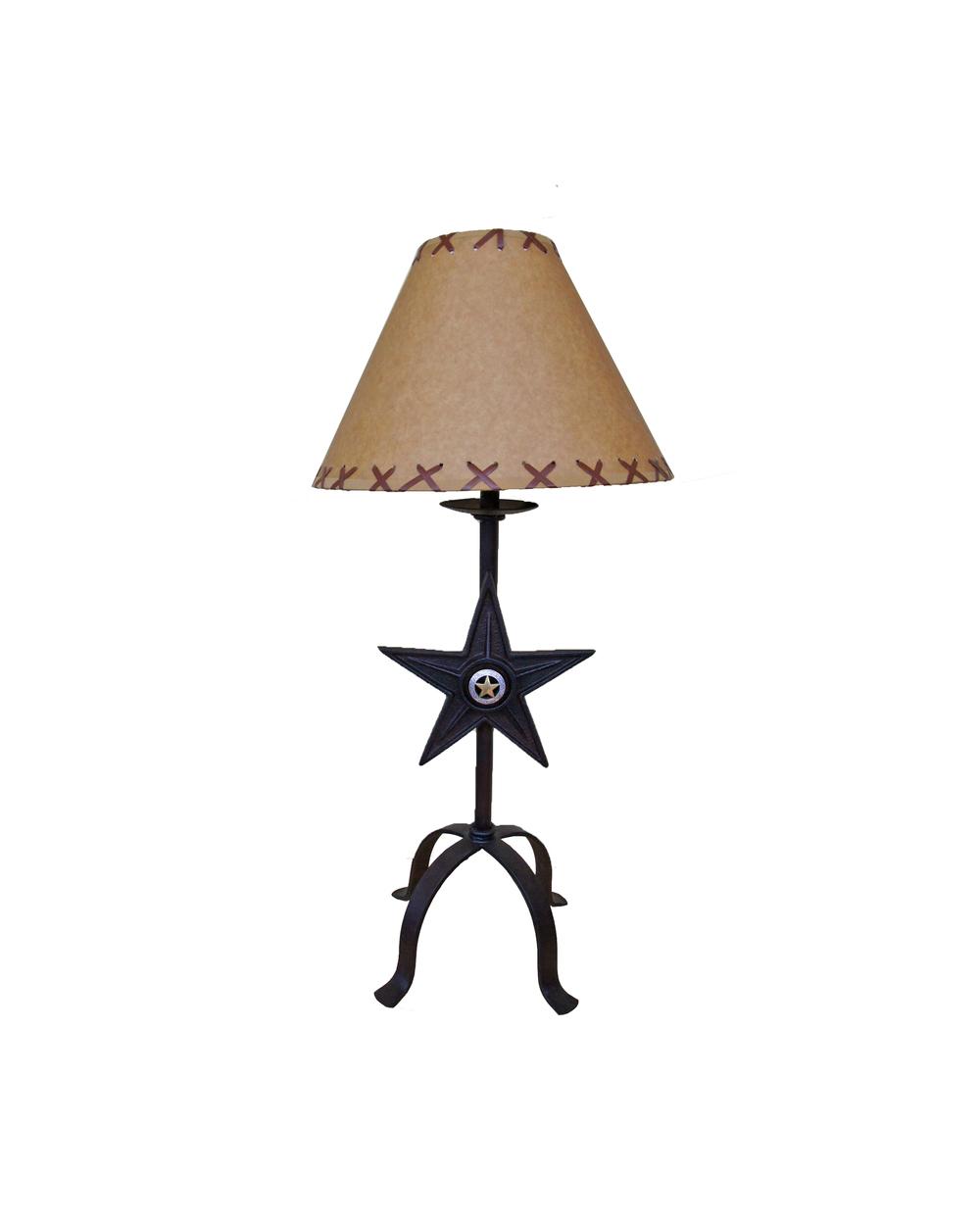 RUSTIC LAMPS  $129