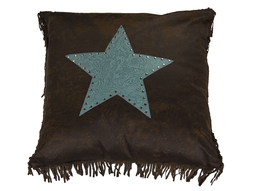 TURQUOISE CHEYENNE PILLOWS