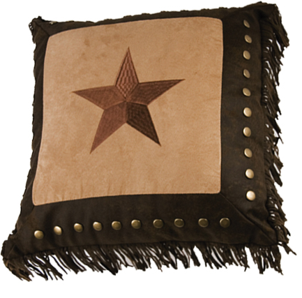 LUXURY STAR PILLOWS