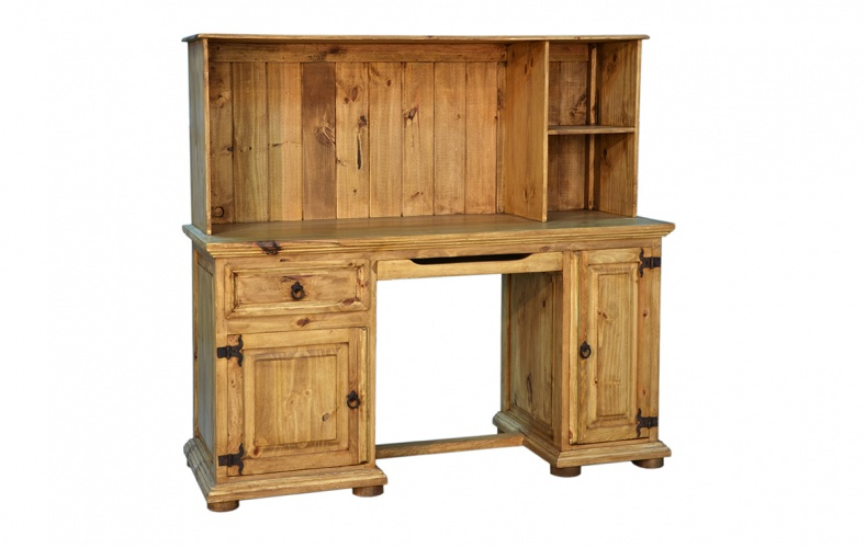 COMPUTER DESK WITH HUTCH $449