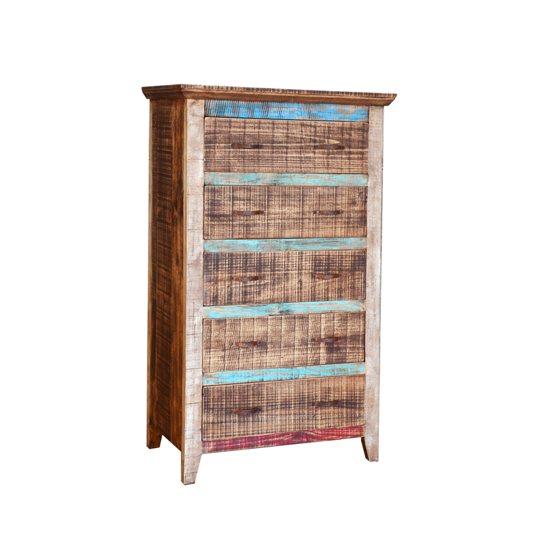 CABANA 5 DRAWER CHEST $399