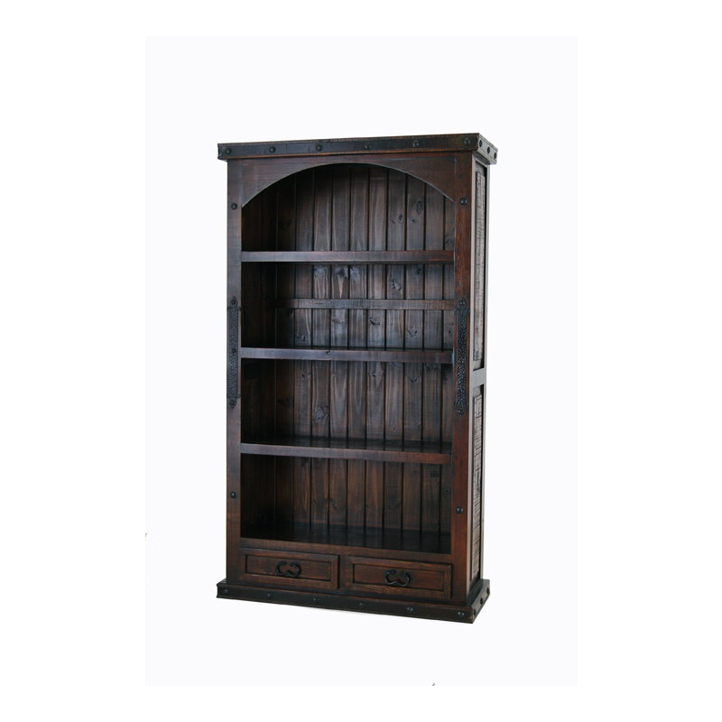 gh curved 2 drw bookcase  $699