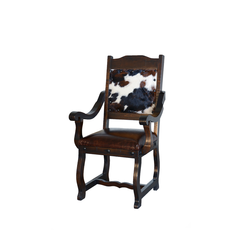 GRAND HACIENDA SQUARE CPT. CHAIR $299