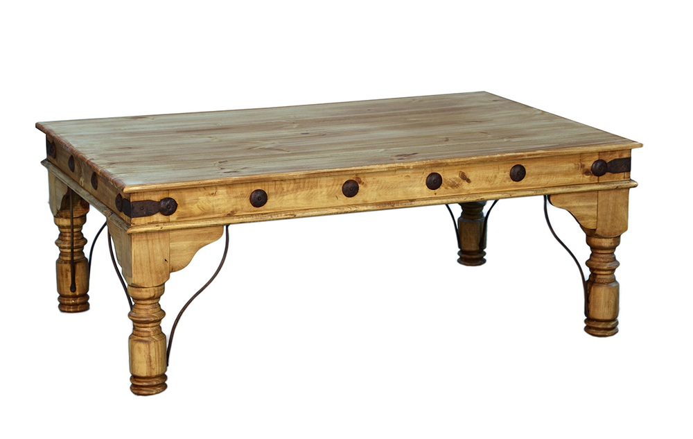 INDIAN coffee table $139