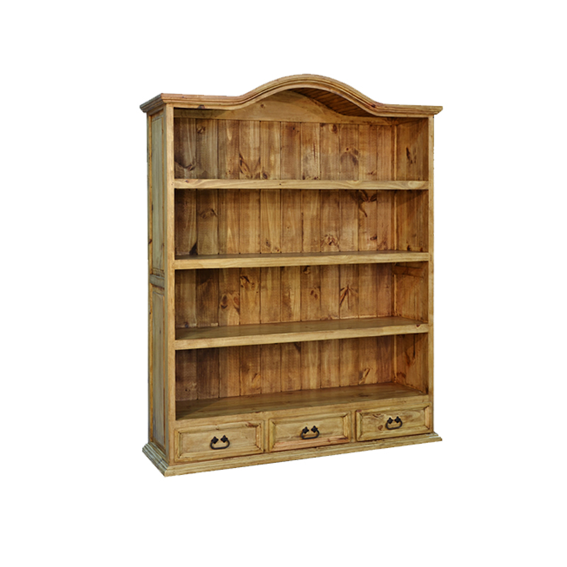 3 DRAWER BOOKCASE                          $399