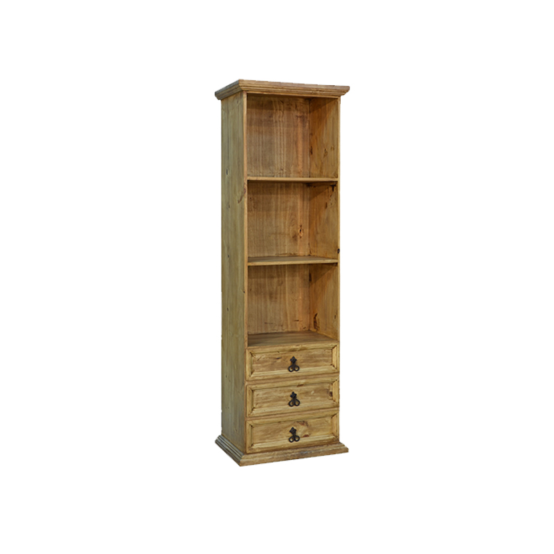 TOWEL BOOKCASE                                $199