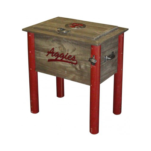 BARN WOOD COLLEGIATE COOLERS $220