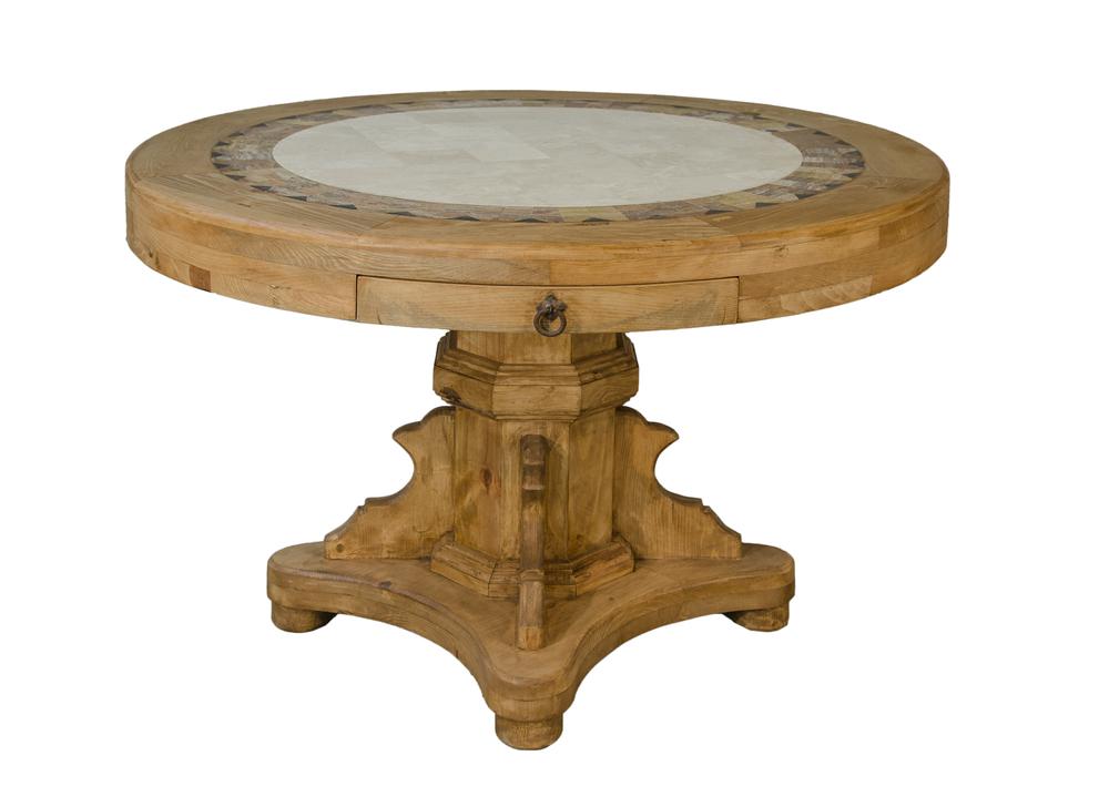 round marble set        $999
