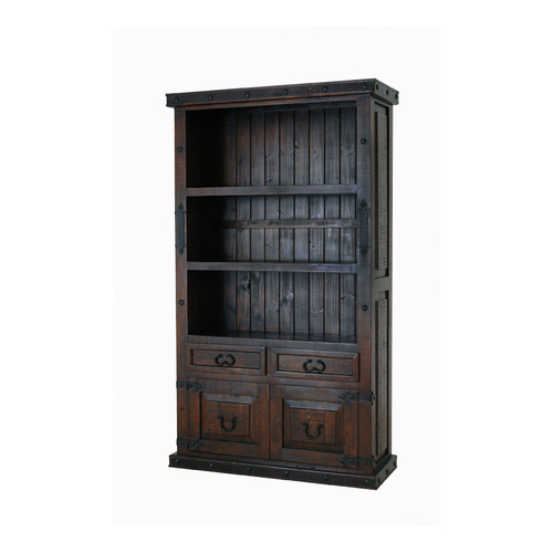GH 2 DOOR 2 DRAWER BOOKCASE  $699