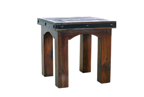 GH BOVEDA END TABLE  $229