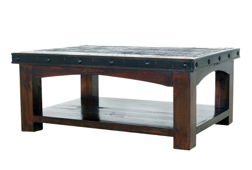 GH BOVEDA COFFEE TABLE  $329