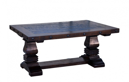 GH PEDESTAL COFFEE TABLE $399