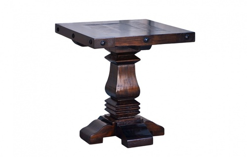 GH PEDESTAL END TABLE  $229