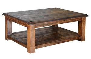 RUSTIC COFFEE TABLE $199