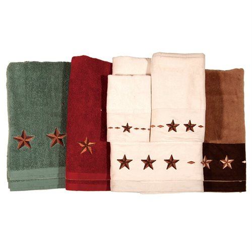 TW2010 STAR TOWELS The Rustic Mile