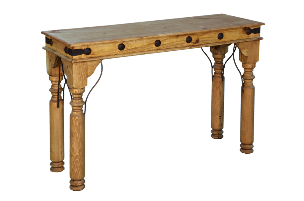 INDIAN SOFA TABLE$129