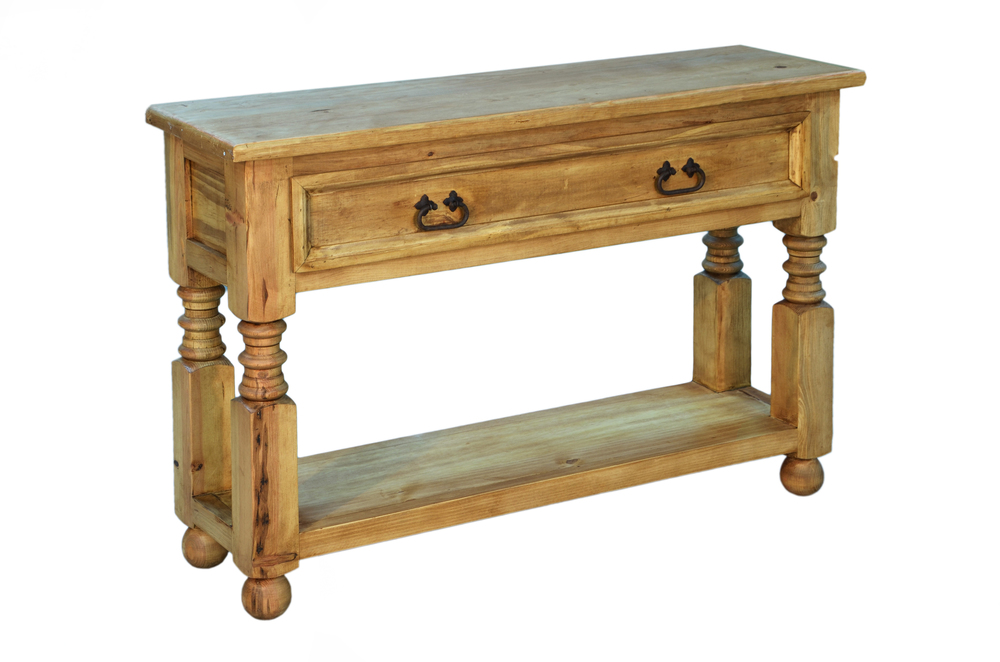 ONE DRAWER SOFA TABLE $159