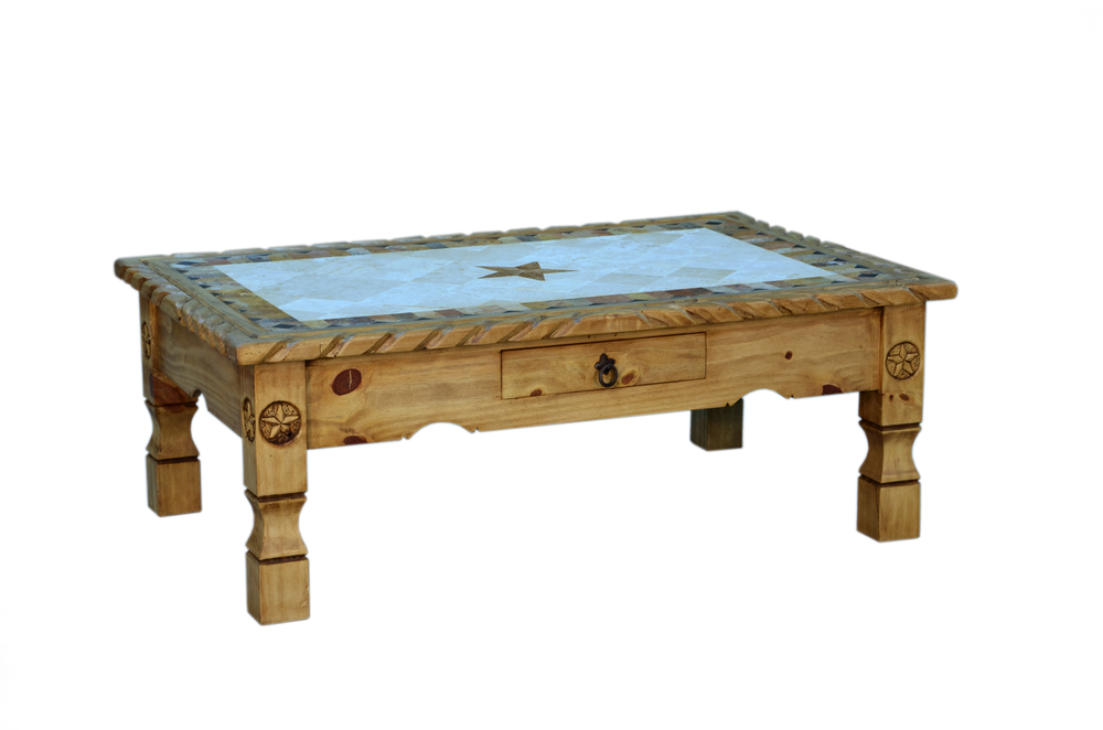 MARBLE COFFEE TABLE $359
