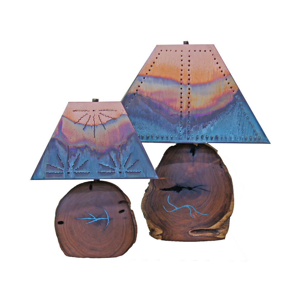MESQUITE LAMPS $299
