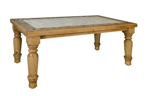 SANTA RITA MARBLE TABLE $599