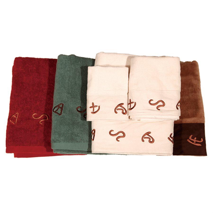 BRAND TOWELS  $42