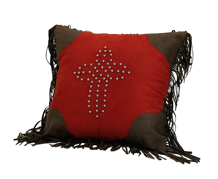 RED RODEO PILLOWS  $42