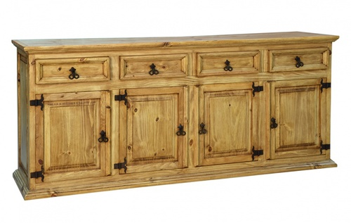 TRADITIONAL 4 DOOR BUFFET $449
