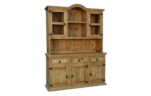 3 DOOR HUTCH & BUFFET $748