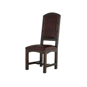 GRAND HACIENA ROUND SIDE CHAIR  $349