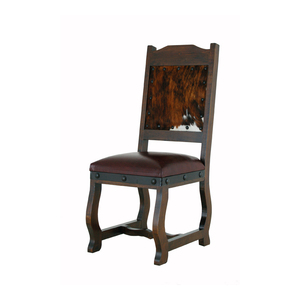 GRAND HACIENDA SQUARE SIDE CHAIR  $249