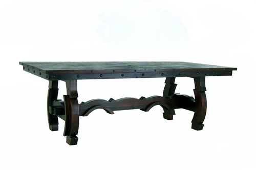 GRAND HACIENDA 7 FT OXBOW TABLE $1099