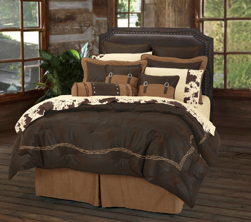 BARBWIRE BEDDING $299
