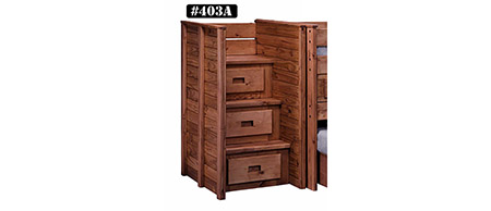 STORAGE STAIRCASE                              $439